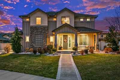 Boise Single Family Home For Sale: 12888 W Engelmann