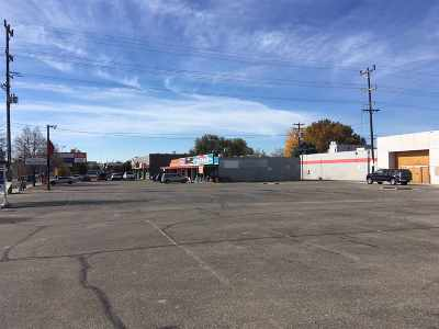 Nampa Commercial For Sale: 211 11th Ave North