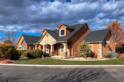 Nampa Single Family Home For Sale: 14774 Beach Cherry