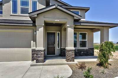 Painted Ridge (Boise) Single Family Home For Sale: 8001 S Topaz Ridge Ave