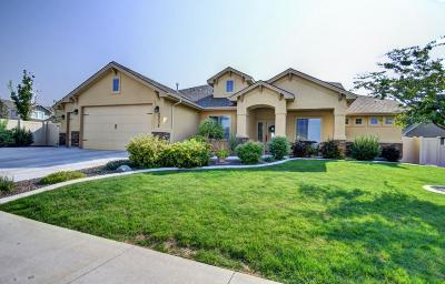 Kuna Single Family Home For Sale: 2332 N Old Lace Ave