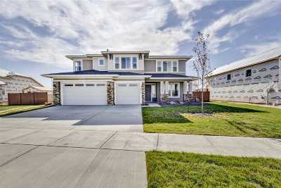 Eagle Single Family Home For Sale: 5919 W Braveheart Dr