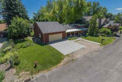 Boise Single Family Home For Sale: 3405 W Bellomy Ln