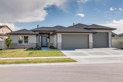 Meridian Single Family Home For Sale: 815 E Mona Lisa St
