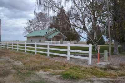 Filer Single Family Home For Sale: 4192 N 2100 E