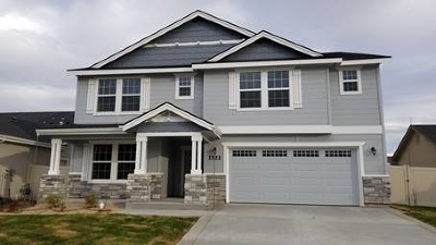 Nampa Single Family Home For Sale: 46 N Firestone Way