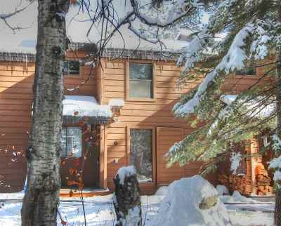 McCall Condo/Townhouse For Sale: 1160 Meadows Road