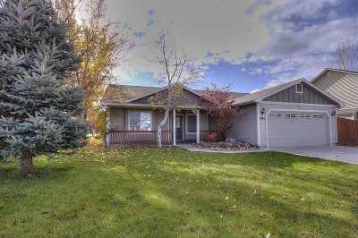 Middleton Single Family Home For Sale: 1061 Locksley St.