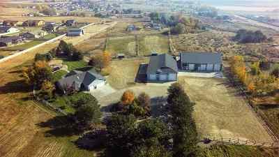 Middleton Single Family Home For Sale: 24126 B Bar S Lane