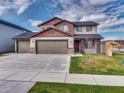 Boise, Eagle, Meridian Single Family Home Price Change: 2965 NW 10th Avenue