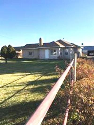 Gooding Single Family Home For Sale: 2037 E 1500 S