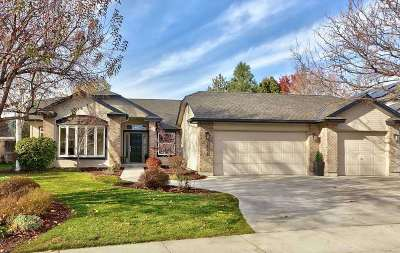 Boise Single Family Home For Sale: 2958 E Rivernest Ct