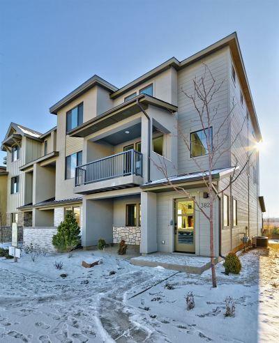 Boise Condo/Townhouse For Sale: 3825 E Parkcenter