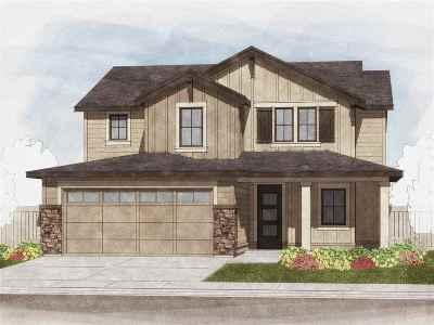 Boise Single Family Home For Sale: 5244 S Hakkasan
