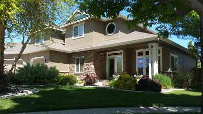 Nampa Single Family Home For Sale: 1454 S Millstream Ct
