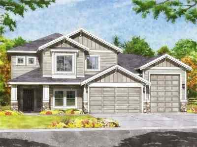 Eagle Single Family Home For Sale: 6168 W Walton Pond