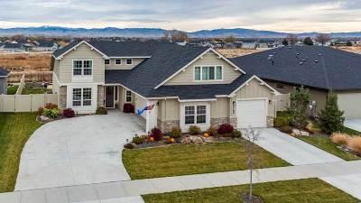 Meridian Single Family Home For Sale: 1160 E Radiant Ridge Dr