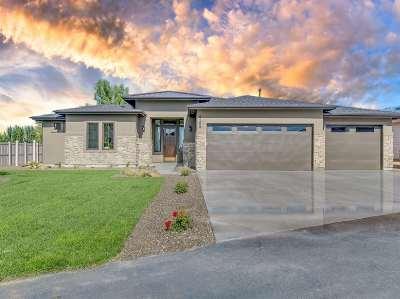Meridian Single Family Home For Sale: 3641 E Fratello St