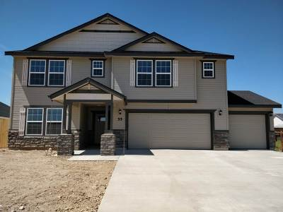 Nampa Single Family Home For Sale: 55 N Firestone