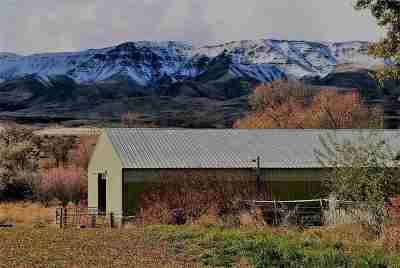 Farm & Ranch For Sale: 7935 Sweet-Ola Highway