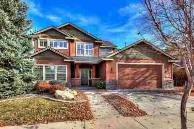 Meridian Single Family Home For Sale: 5672 N Bergman Ave.