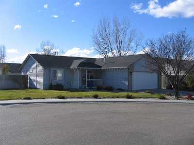 Nampa Single Family Home For Sale: 2813 Mink Pl