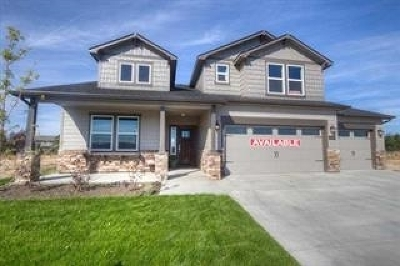 Painted Ridge (Boise) Single Family Home For Sale: 8119 S Topaz Ridge Ave