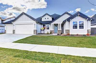 Boise, Eagle, Meridian Single Family Home For Sale: 3645 E. Angus Hill Dr.