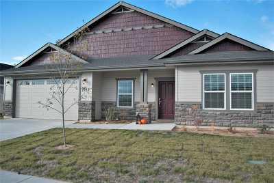 Middleton Single Family Home New: 184 Trail Blazer