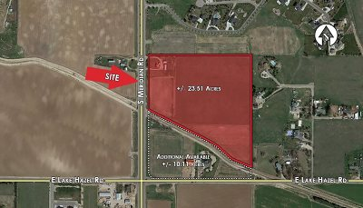 Meridian Residential Lots & Land For Sale: 230 E Lake Hazel