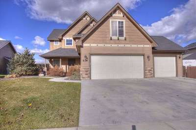 Nampa Single Family Home New: 830 W Tooele Dr