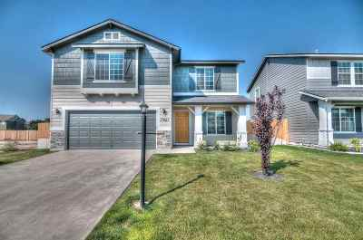 Nampa Single Family Home Back on Market: 17650 Mountain Springs