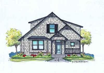 Boise Single Family Home New: 924 N. 21st Street