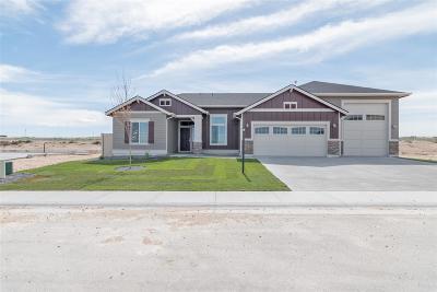 Boise Single Family Home New: 9612 W Burnett Dr.