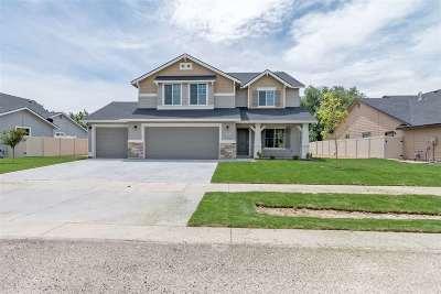 Eagle Single Family Home New: 2527 E Windrose St.