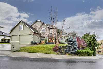 Boise Single Family Home For Sale: 355 W Groveview Lane