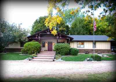 Nampa Single Family Home For Sale: 84 Happy Valley