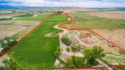 Nampa Farm & Ranch For Sale: 6712 Stage Coach Rd