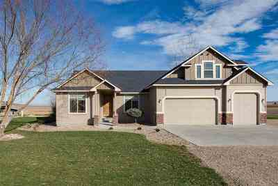 Nampa Single Family Home For Sale: 5839 Sky Ranch Road