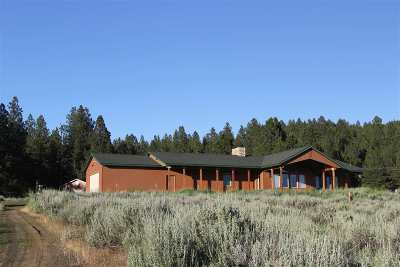 Cascade Single Family Home For Sale: 12160 Hwy 55