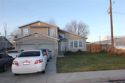 Nampa ID Single Family Home Back on Market: $154,900