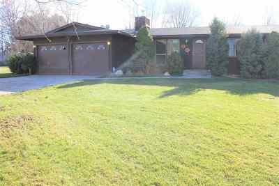 Nampa Single Family Home For Sale: 1401 McDermott Rd.