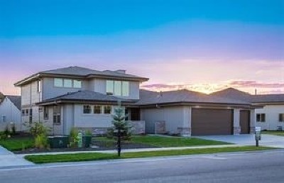 Painted Ridge (Boise) Single Family Home For Sale: 8030 S Topaz Ridge Ave