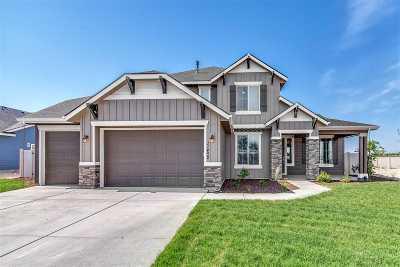 Meridian Single Family Home For Sale: 5449 W Lesina St