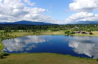 Mccall Single Family Home For Sale: 109 River Ranch Road