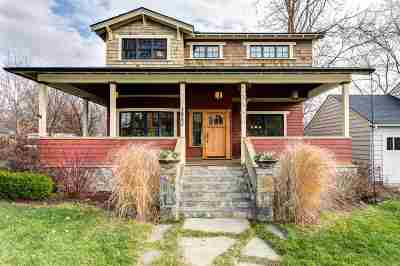 Boise Single Family Home For Sale: 1942 N 18th St