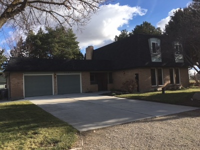 Boise Single Family Home For Sale: 5182 S Valley Street