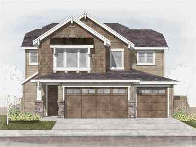 Boise Single Family Home For Sale: 7167 E Ghost Bar