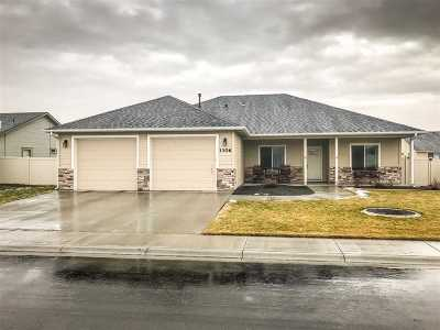Fruitland ID Single Family Home For Sale: $225,000