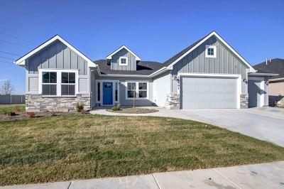 Nampa Single Family Home For Sale: 48 Castle Peak #4